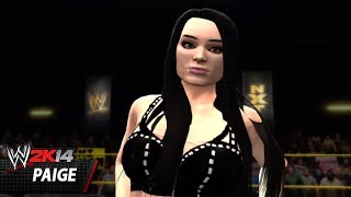 WWE 2K14 Community Showcase: Paige (Xbox 360)