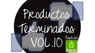 ♥Productos terminados♥ - Especial www.iherb.com