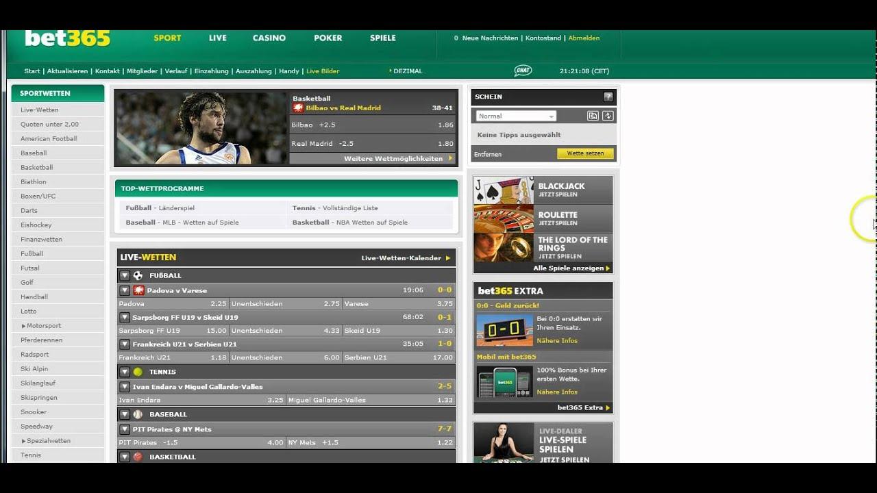 fußball live stream.com