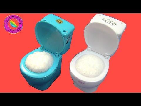 Toilet Candy - Pha Và Uống Kẹo Sủi Bọt (Lần 3) Japanese Toilet Candy