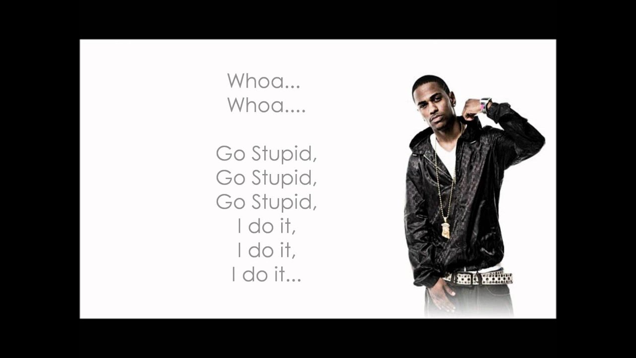 a$$ big sean ft nicki minaj lyrics