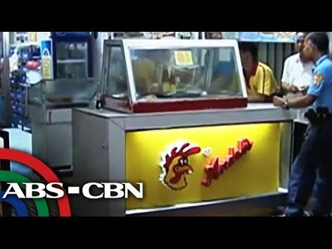 Robber buys softdrinks, robs Andok's branch
