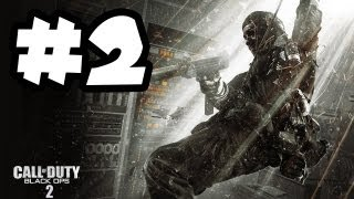 Call Of Duty: Black Ops 2 Gameplay Walkthrough Part 2