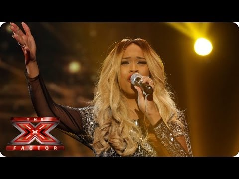 Tamera Foster sings Listen by Beyonce - Live Week 3 - The X Factor 2013