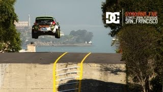 Vid�o DC Shoes: Ken Block's Gymkhana FIVE: Ultimate Urban Playground; San Francisco par DC Shoes (3441 vues)