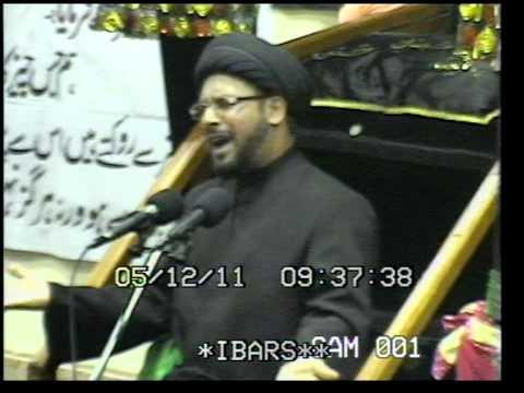 10th Muharram - Majlis (Shab-e-Ashur)