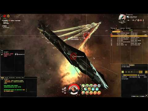 Eve Online: The Drifters just found their Super Weapons!