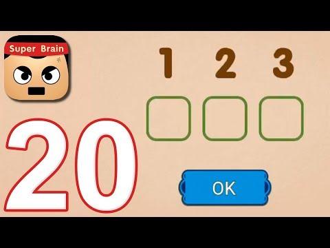 Super Brain - Funny Puzzle Level 191 192 193 194 195 196 197 198 199 200 Walkthrough
