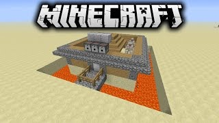 Minecraft - 5 Cách Bảo Vệ Nhà Trong Minecraft