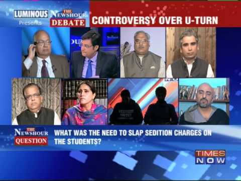 The Newshour  Debate: Gone too far? - Part 1 (6th March 2014)
