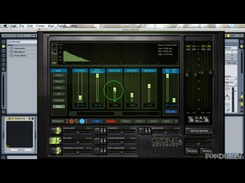 Mastering Tutorial: iZotope Ozone 5 Reverb & MS Processing - Part 3