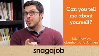 JOB INTERVIEW Questions And Answers (Part 3): Tell Me