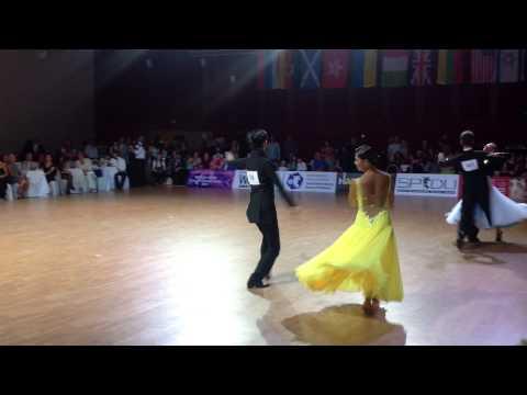 SPB Dance Holidays 2013. American Smooth