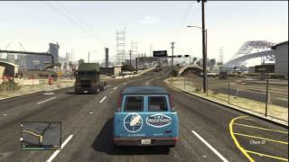 Grand Theft Auto V (GTA 5) ➽ Mission #11 ✮ Bugstars Equipment ✮ 100% Gold Medal Walkthrough
