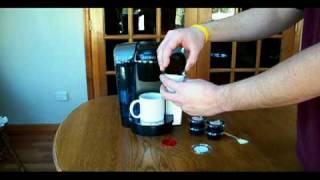 How To Refill A K-Cup.mov