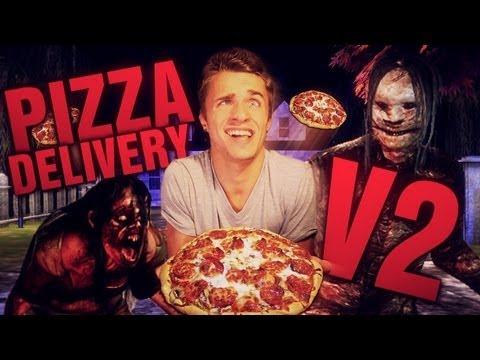 LIVRAISON DE PIZZA AFFREUSE ! (Pizza Delivery 2)