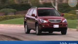 Lexus RX 400h Video Review - Kelley Blue Book videos