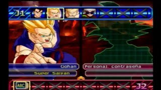 Todos Los Personajes Dragon Ball Z Budokai Tenkaichi 3