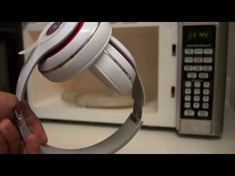 Microwave New Redesigned Beats Studio 2013 by Dre