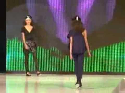 Silvia Alfonzo Circulo de la Moda Bogota 2010 (Parte 2)