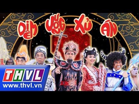 THVL | Diêm Vương xử án - Tập 1: Xử án Thị Mầu - Lê Khánh, Trấn Thành, Cát Phượng...