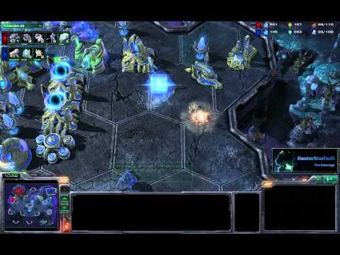 Starcraft 2 - ThorZaIN vs Minigun - TvP