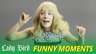 Saoirse Ronan Is Irish Perfection - Funny Moments
