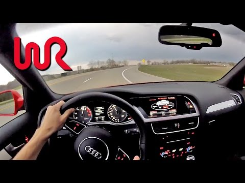 2014 Audi S4 - WR TV POV Test Drive 1/2