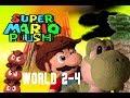 Super Mario Plush World 2-4