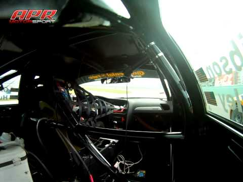 APR Motorsport Audi S4 Drag Race in Miami