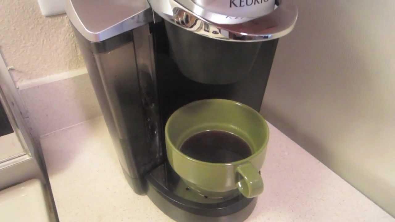 Keurig OfficePRO B145 Opening and Review Keurig Coffee Machine - YouTube
