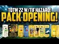 POTENTIAL UPGRADES + TIF HAZARD HUNT! | FIFA 14 Ultimate Team Pack Opening