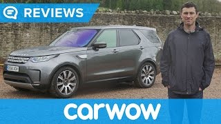 Land Rover Discovery 2018 SUV in-depth review | Mat Watson Reviews