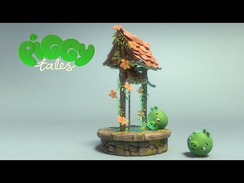 Piggy Tales - Studňa želaní