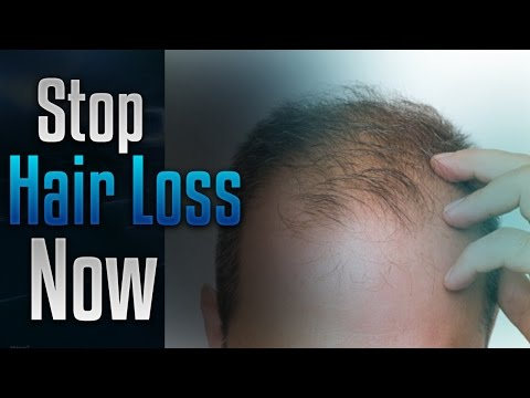 Stop Hair Loss - Hair Regrowth Affirmations Recording by Simply Hypnotic