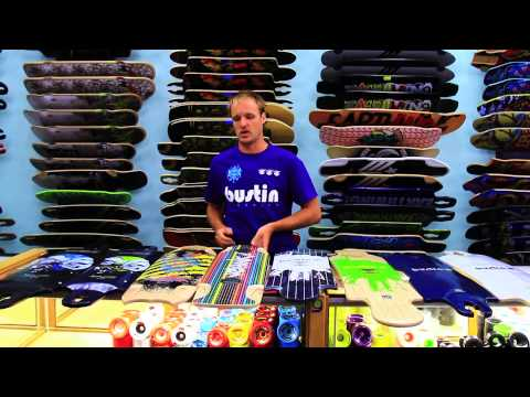 Review: Bustin Downhill Boards 2013 - Motionboardshop
