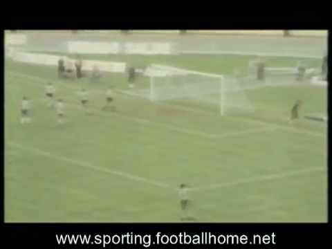 12J :: Sporting - 1 x Porto - 0 de 1979/1980