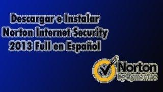 Descargar E Instalar Antivirus Norton Internet Security