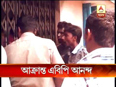TMC workers allegedly  harassed reporter of ABP Ananda at Egra