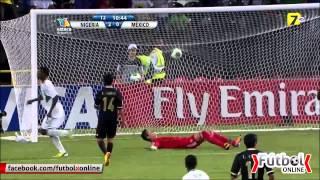 Mexico Vs Nigeria 0-3 Mundial Sub 17 Final CAMPEON NIGERIA