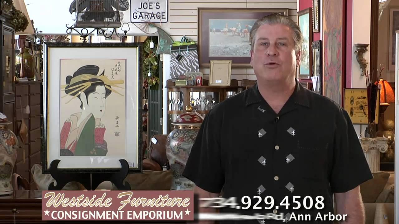 Furniture Consignment Shop Ann Arbor Michigan Youtube