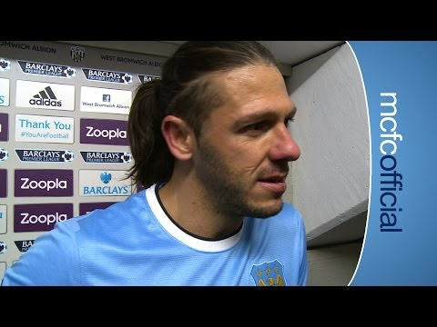DEMICHELIS ON VICTORY: West Brom 2-3 City