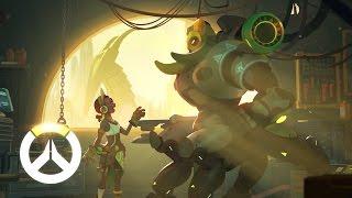 Overwatch - Orisa története