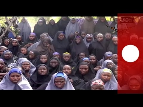 Breaking: Nigeria abducted girls 'shown' in video released by Boko Haram