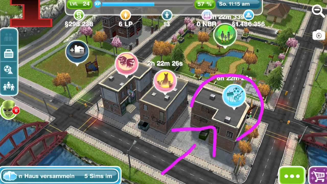 Sims free play mission design youtube - Sims freeplay designer home ...