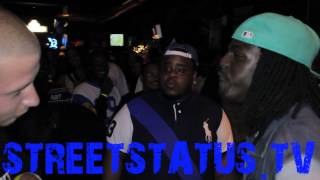 STREETSTATUS.TV PRESENTS: GOTTEM VS CASHFLOW (ONE ROUND/NO SHOW)