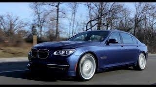 2013 BMW Alpina B7 - Review - CAR and DRIVER