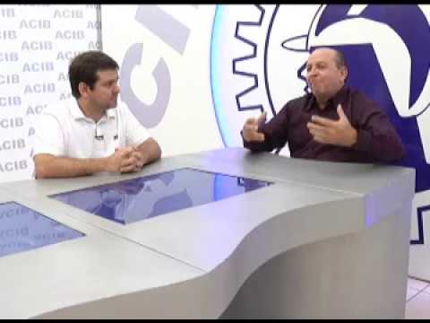TV Acib - Alex Secretaria Municipal da Saúde