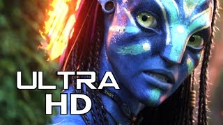 Avatar Theatrical 2K Ultra HD TRAILER (2009) James Cameron