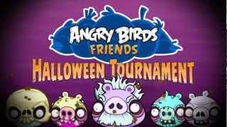Angry Birds Friends Halloween Torneo De Facebook